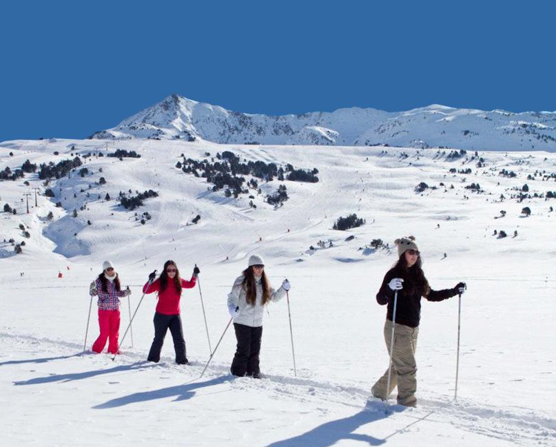 Clases de Esquí Nórdico